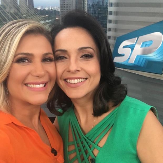 Flávia Freire e Izabella Camargo (Foto: Reprodução / Instagram)