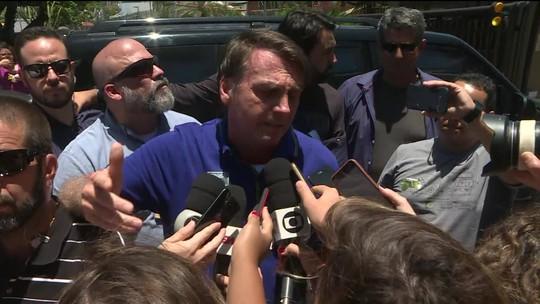 Bolsonaro diz que ex-assessor de Flávio precisa explicar movimentação financeira suspeita