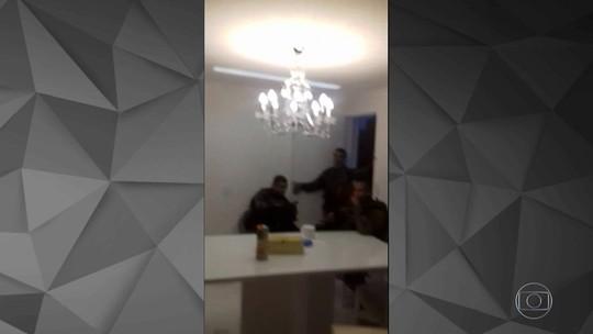 VÍDEO mostra mansão de Rogério 157 no Morro da Rocinha