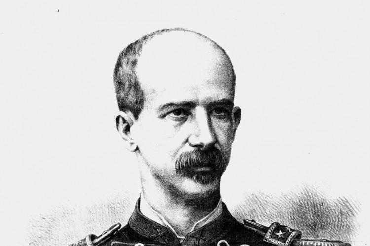 O coronel Moreira César: Carrasco de jornalista que morreu em Canudos, na Bahia