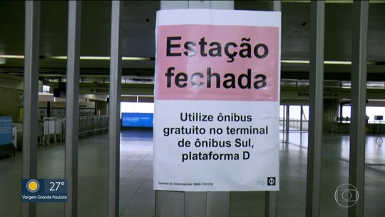 Interdições na CPTM e no metrô pega passageiros de surpresa