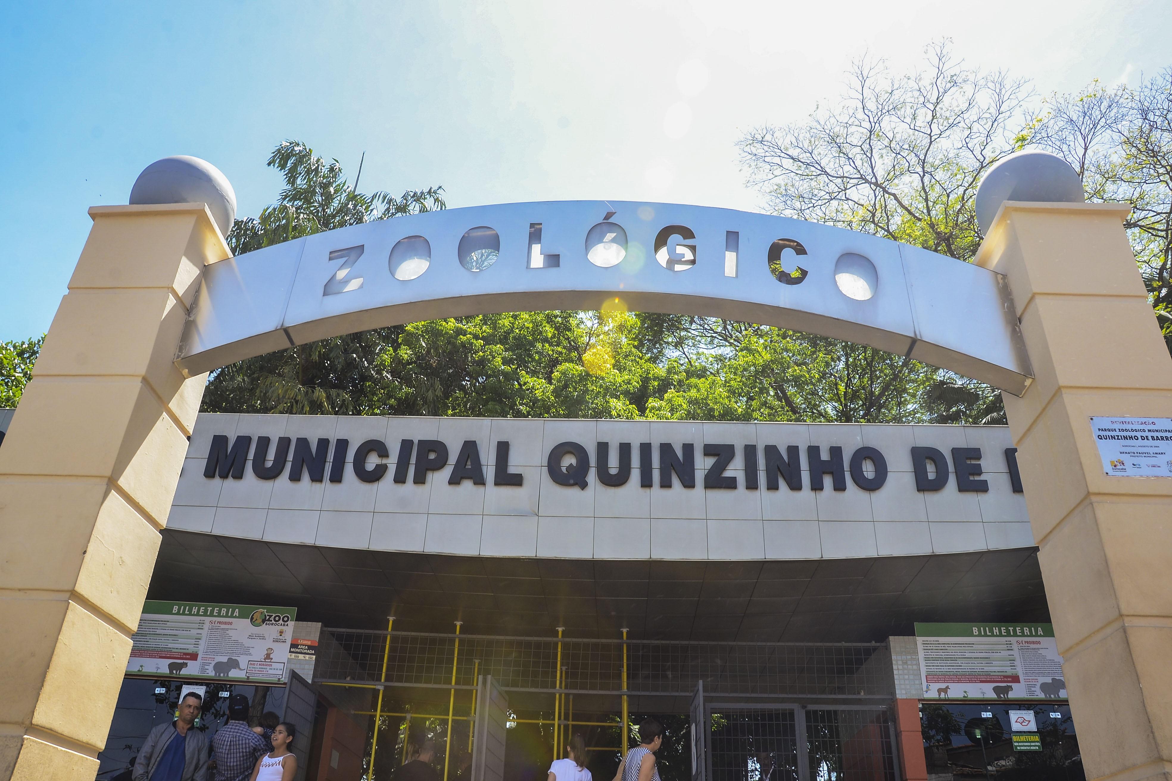 Parques, Jardim Botânico e Zoo têm capacidade de público alterada em Sorocaba