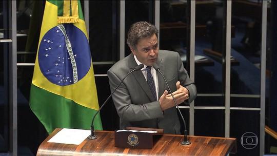 Justiça bloqueia R$ 128 milhões do deputado Aécio Neves (PSDB)