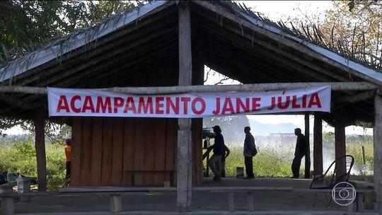 Posseiros voltam a ocupar fazenda Santa Lúcia após um ano da chacina de Pau D'arco