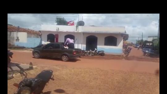 Polícia envia reforços para investigar assalto a agência em Nova Esperança do Piriá