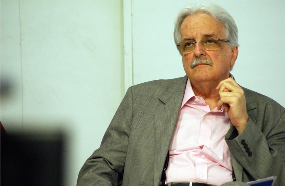 Fernando Schimidt foi o primeiro presidente eleito diretamente pelo sócio do Bahia — Foto: Egi Santana