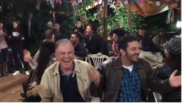 Assessoria de Casagrande diz que responsável por postar vídeo de festa já foi identificado no ES