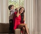 Mylla Christie posa para campanha do Dia das mães | Divulgação/Vira Comunicação