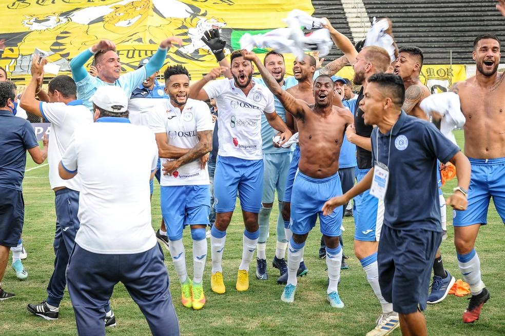 Sao Caetano E Sao Bento Sobem E Definem Os 16 Participantes Do Paulistao De 2021 Veja Campeonato Paulista Ge