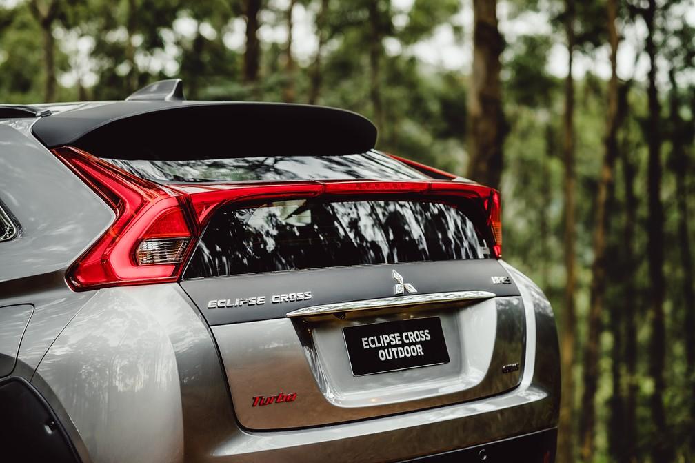 Mitsubishi Eclipse Cross Outdoor  — Foto: Divulgação