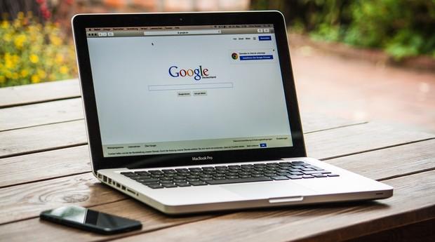 google, notebook (Foto: Reprodução/Pexels)