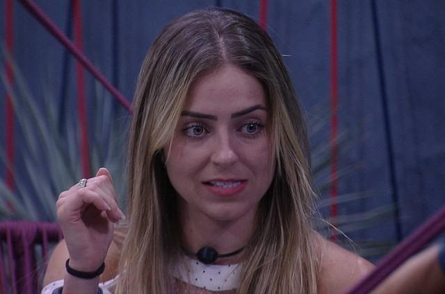 Paula, participante do 'BBB' 19 (Foto: TV Globo)