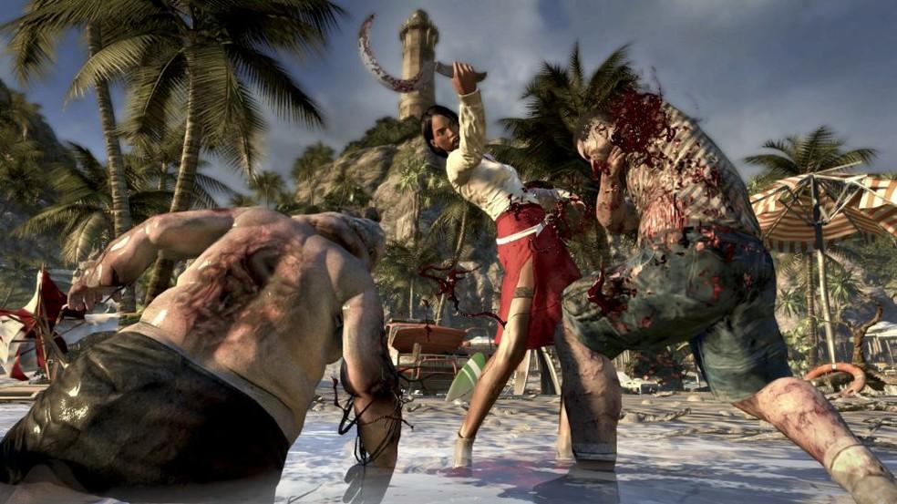 Dead Island foi um dos primeiros grandes sucessos da Techland — Foto: Divulgação/Deep Silver