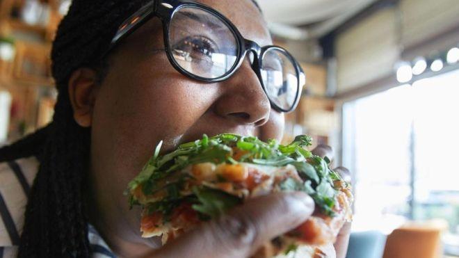 A pizza é o alimento mais mencionado no Instagram, com cerca de 35 milhões de hashtags (Foto: GETTY IMAGES)