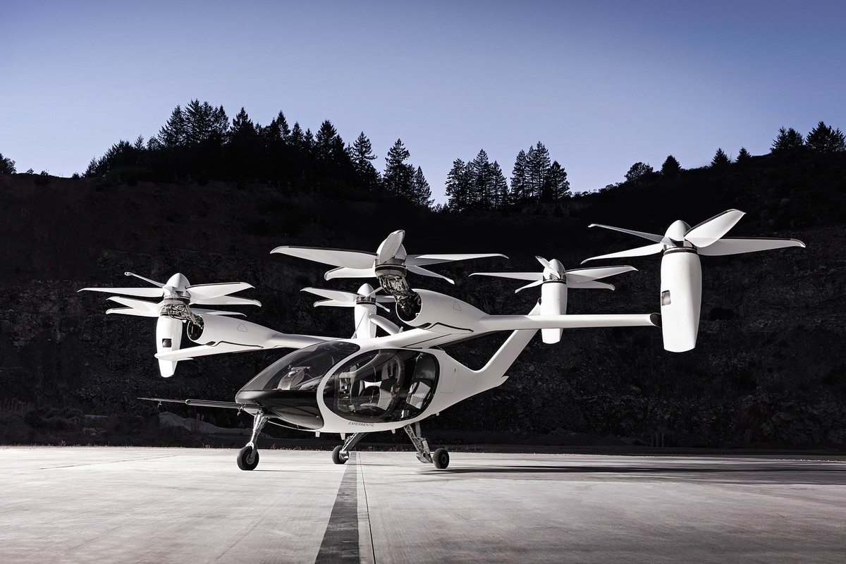 Toyota invests $ 400 million in flying car project