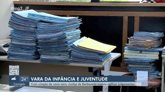 TJMG inaugura nova Vara Criminal e da Infância e da Juventude em Barbacena