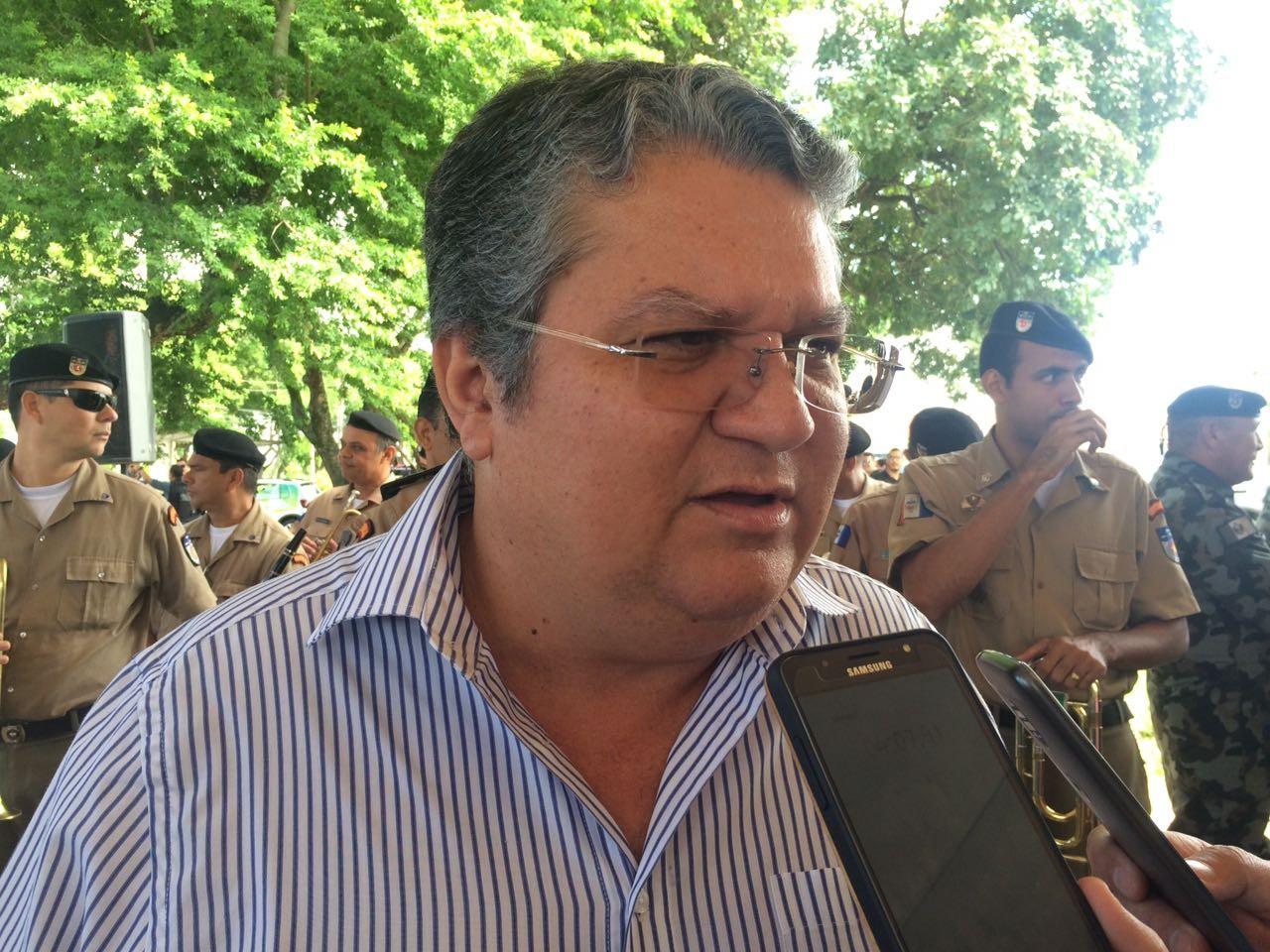 Paulo Cerqueira entrega cargo de delegado-geral da Polícia Civil de AL após ser indiciado pela PF