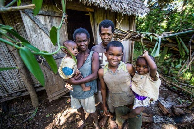 Um dos lugares mais pobres do mundo, Madagascar tem a economia movimentada e vê oportunidades com a cultura da baunilha (Foto: Fellipe abreu)