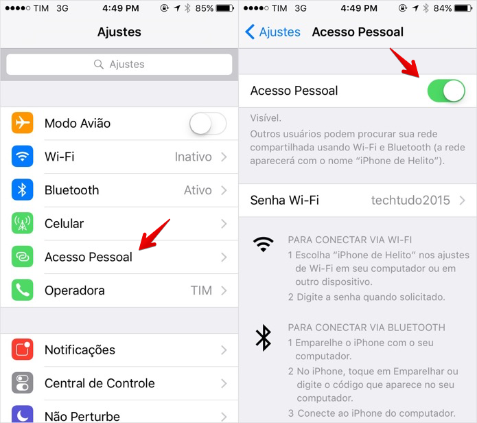 does iphone 5s have wifi calling como usar o iphone 5s como roteador dicas e tutoriais 18385