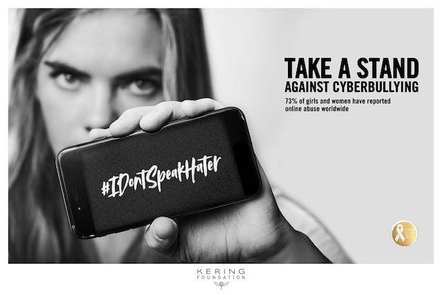#IDontSpeakHater (Foto: Divulgação)