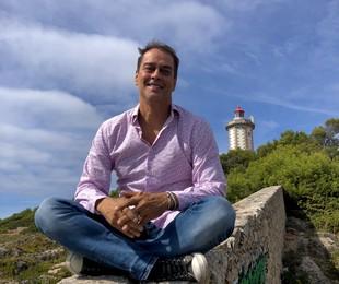 Marcello Antony em Cascais, em Portugal   Lucas Villar