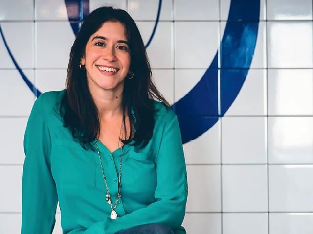 Claudia Chvaicer, 38 anos  Diretora de vendas e desenvolvimento de  negócios para a América Latina IronSource (Foto: Divulgação)