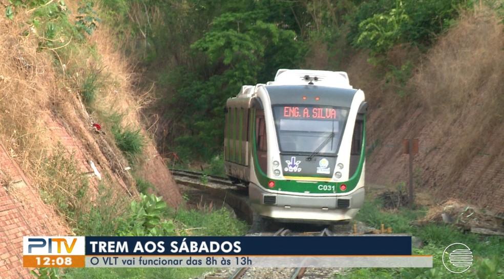 VLT de Teresina passa a funcionar aos sábados.  — Foto: Reprodução/TV Clube