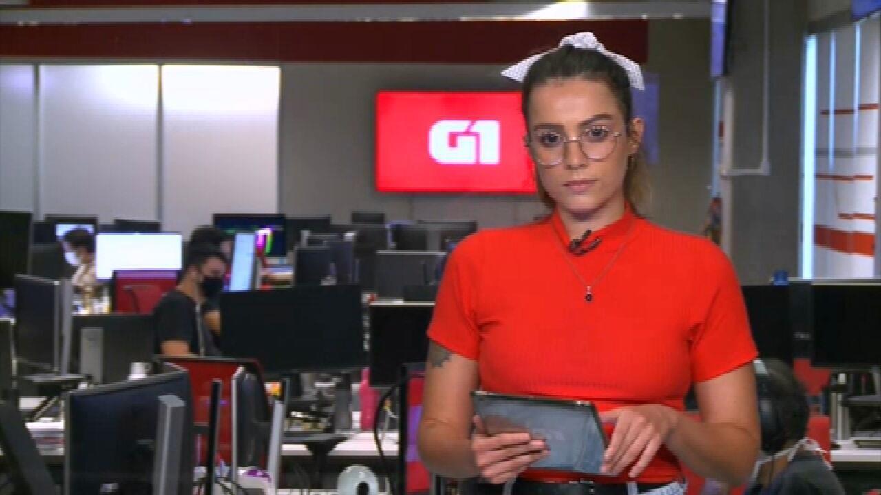 G1 em 1 Minuto: Bahia tem restrição total de atividades não essenciais a partir de sexta-feira (26)