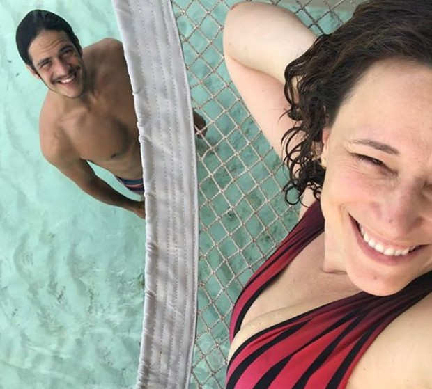 Mateus Solano e Paula Braun (Foto: Reprodução Instagram)