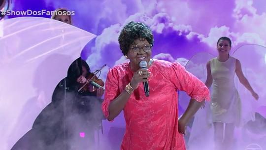 Mumuzinho vence 'Show dos Famosos': 'Não existe o impossível'