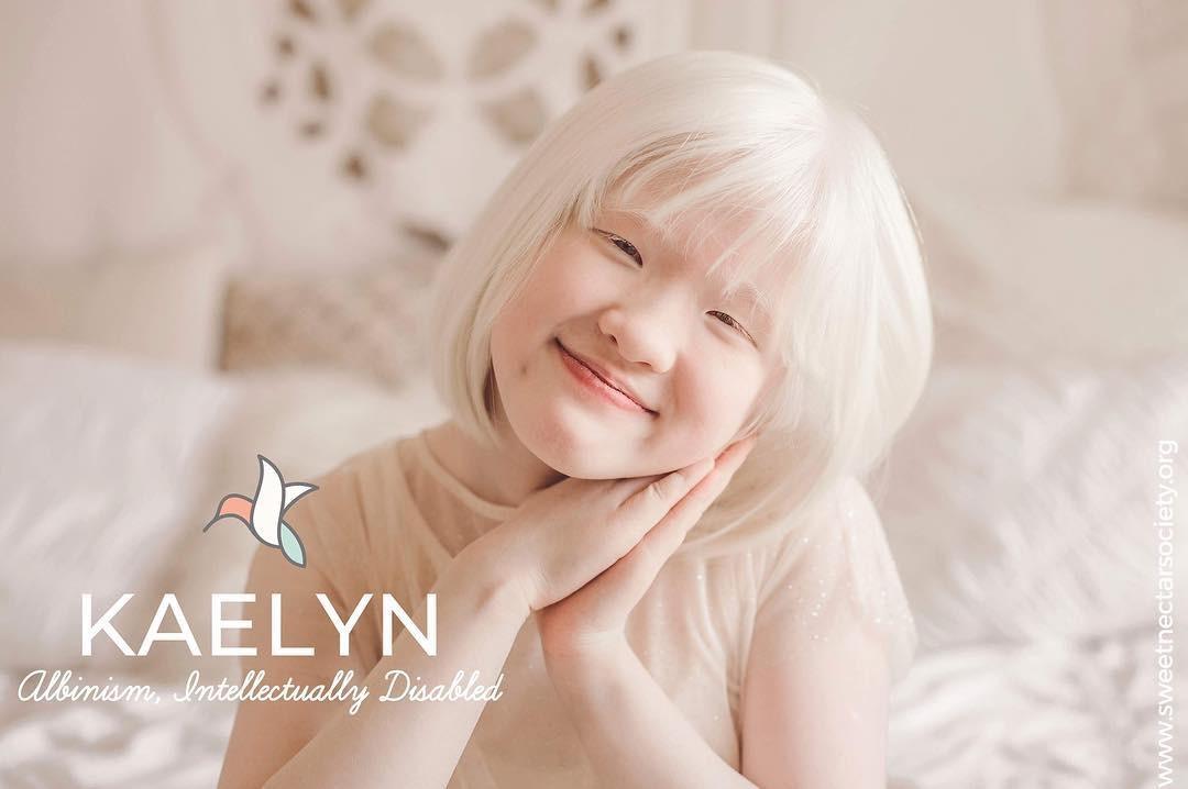 Kaelyn (Foto: Reprodução/Instagram Sweet Nectar Society)