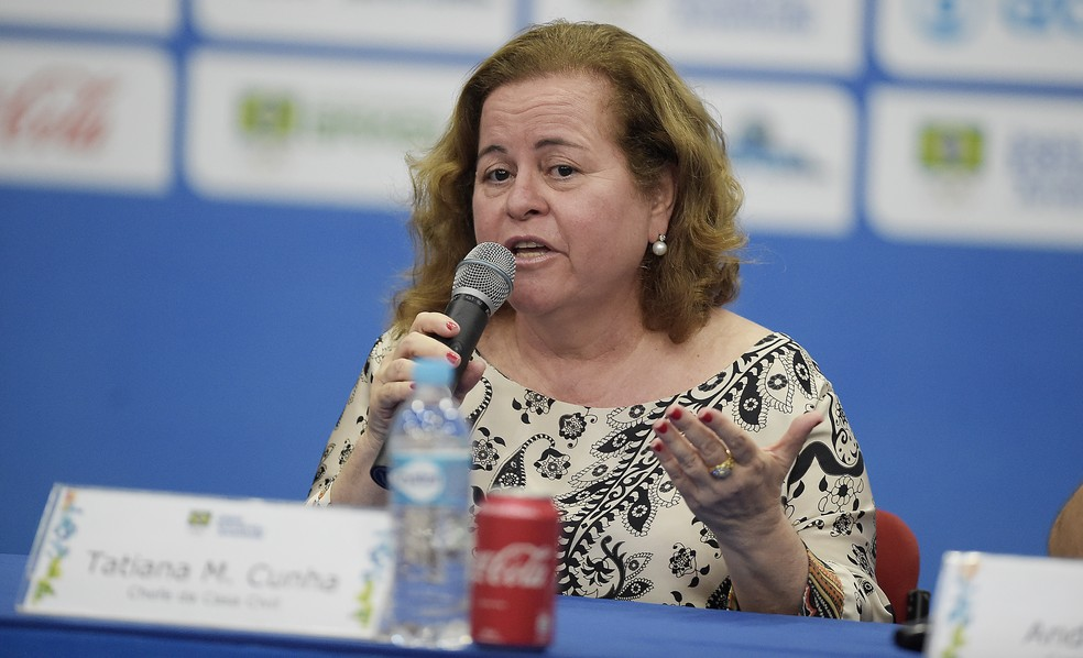 Tatiana Mendes Cunha, chefe do Gabinete Civil, RN — Foto: Alexandre Loureiro/Exemplus/COB