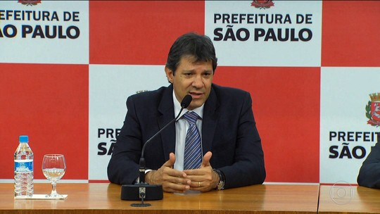 Ministério Público de SP denuncia ex-prefeito Fernando Haddad, do PT