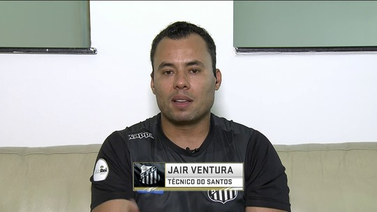 Jair Ventura comenta trabalho com a base, papo com Gabigol e vitória sobre o Nacional-URU