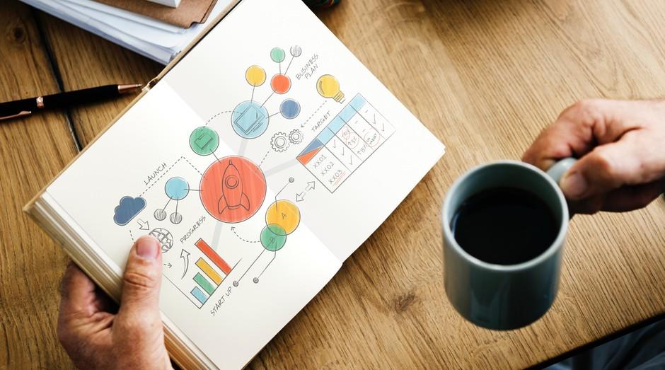 startups, aceleração, café (Foto: Pexels)