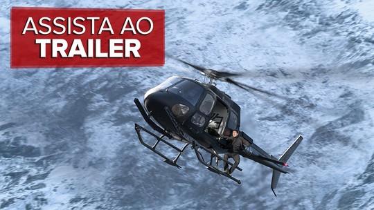 'Missão Impossível - Efeito Fallout' ganha primeiro trailer; assista