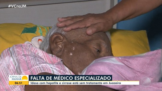 Família reclama de falta de médico em Centro Especializado de Hepatites, em Juazeiro