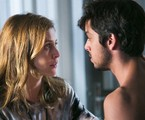 Paulinha (Christiana Ubach) e Marlon (Rodrigo Simas) | Reprodução da internet