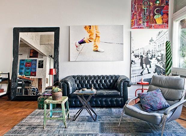 decoração-de-sala (Foto: Lufe Gomes e Victor Affaro/Editora Globo)