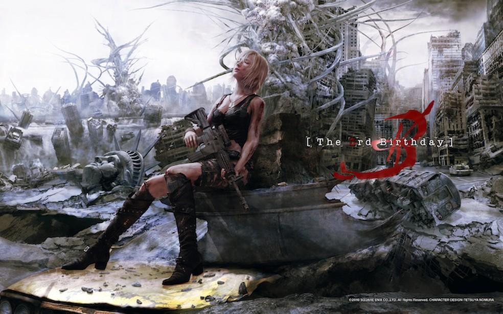 Nova versão de Parasite Eve poderia dar continuidade à franquia (Foto: Divulgação/Square Enix)
