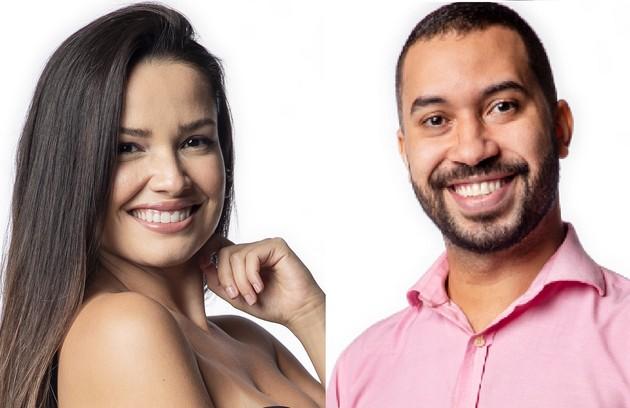 Juliette Freire e Gil do Vigor são campeões de convites: propostas vão da música à literatura, passando pelo audiovisual (Foto: Divulgação/TV Globo)