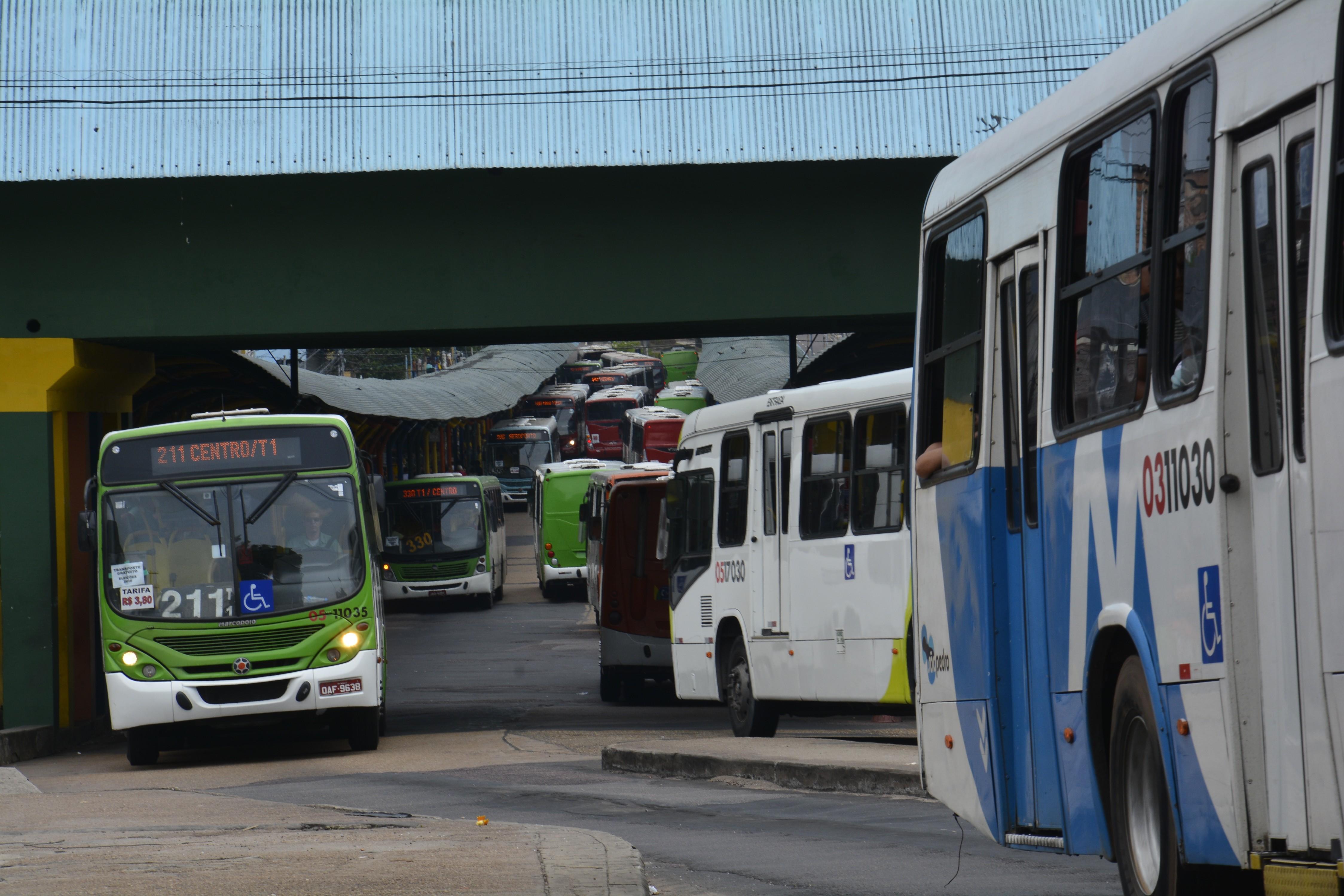 Intervenção no transporte público de Manaus é prorrogada por mais 90 dias - Notícias - Plantão Diário