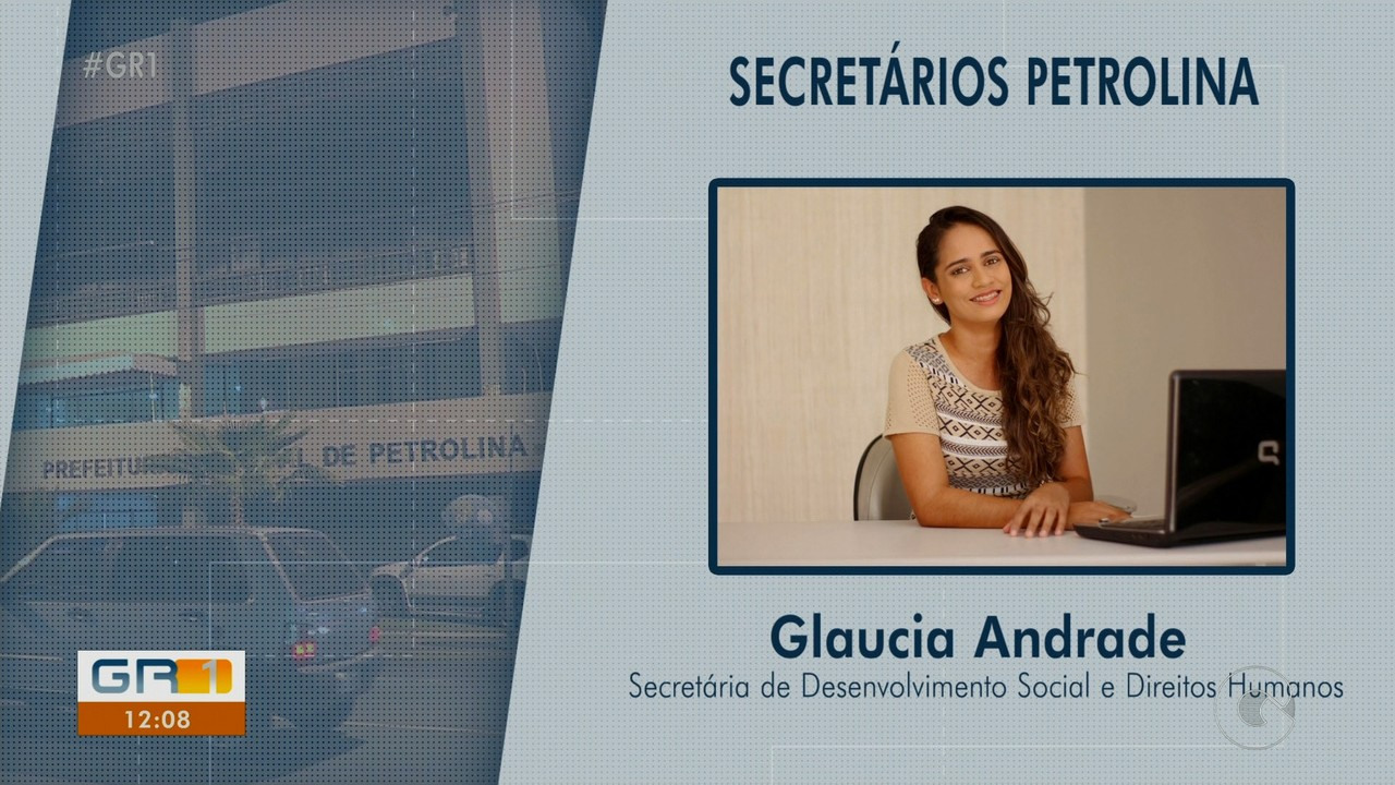 Prefeito de Petrolina anuncia nova equipe de governo