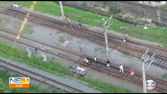 Metrô passa por manutenção no domingo, alterando serviço para passageiros