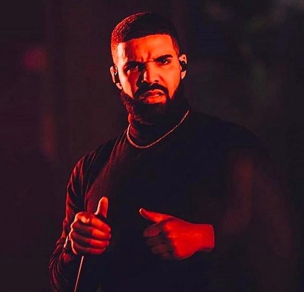 O rapper Drake (Foto: Instagram)