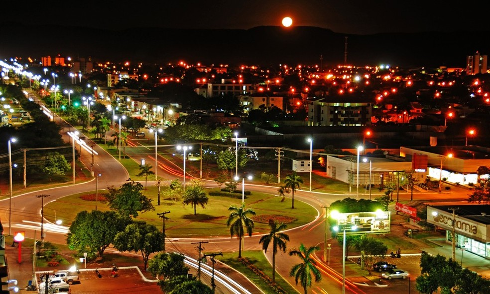 Veja o que abre e fecha em Palmas no feriado (Foto: Valério Zelaya/Prefeitura de Palmas/Divulgação)