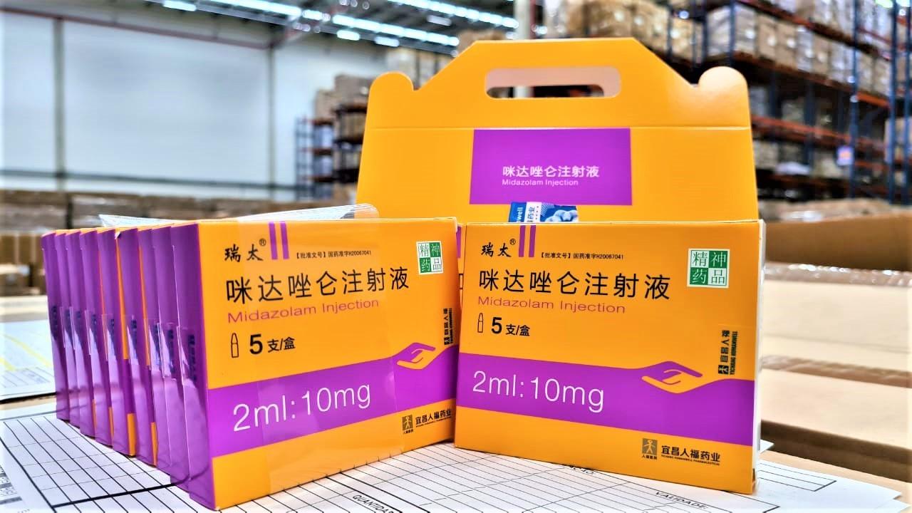Estado disponibiliza 4.200 medicamentos do kit intubação para 10 hospitais do Norte de MG