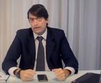 Fernando Caruso no 'Zorra'   Reprodução