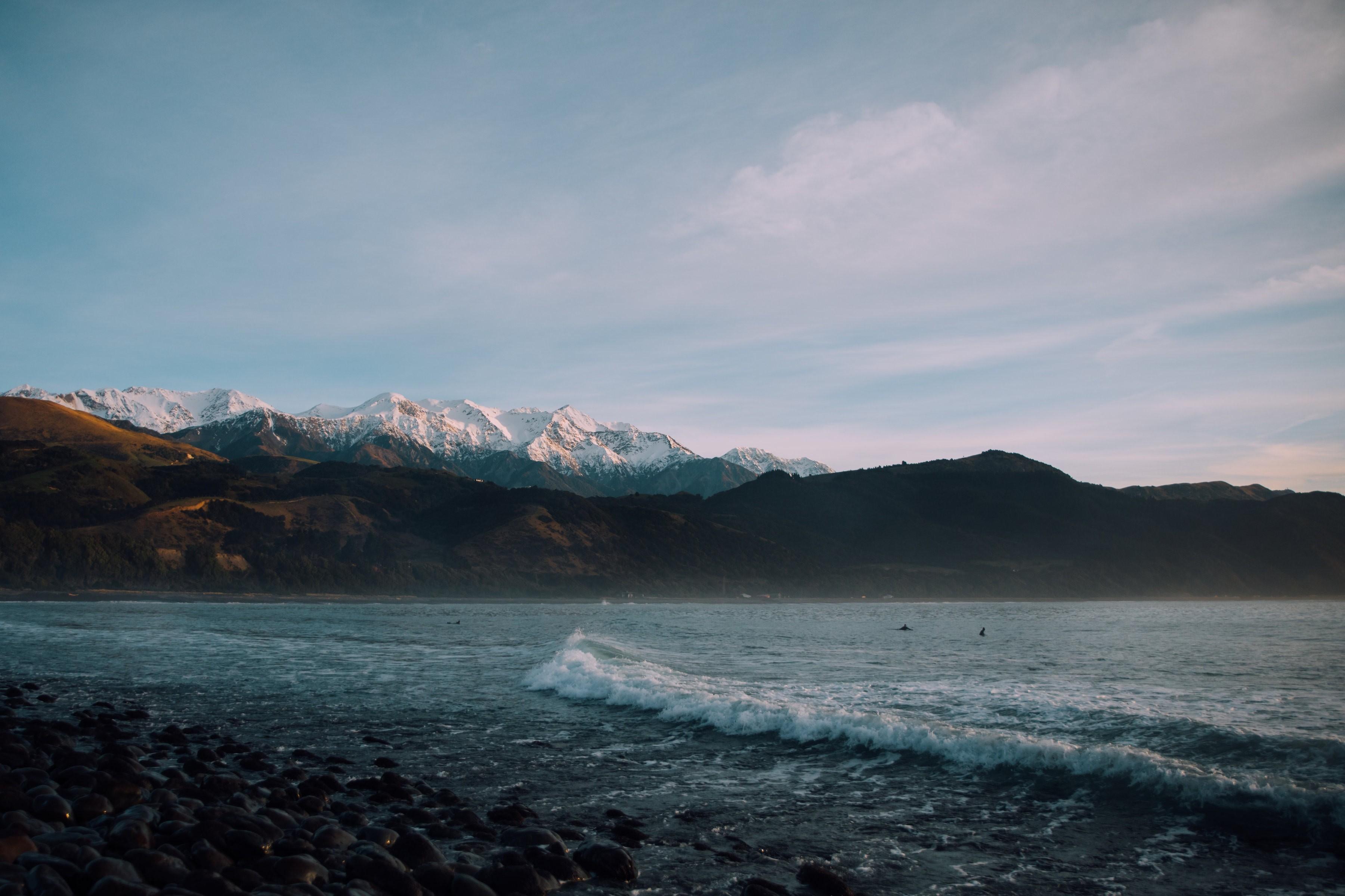 Kaikoura, Nova Zelândia (Foto: Divulgação)