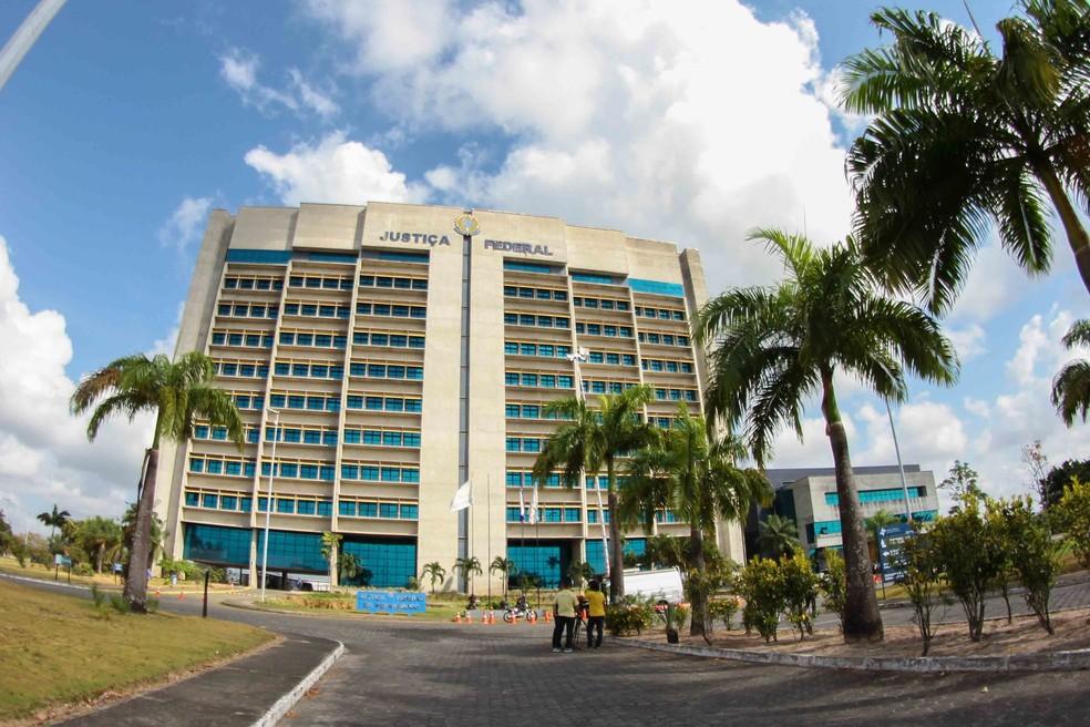 Justiça Federal em Pernambuco condenou dois empresários no âmbito da Operação Torrentes — Foto: Marlon Costa/Pernambuco Press